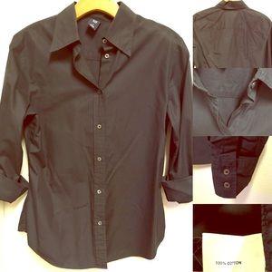 GAP Button Down Long Sleeve Shirt